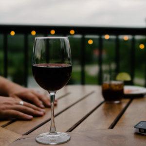 wine tasting - Serge Esteve