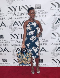 adiree-nyfw-africa-trunk-collective-adiree-concept-store-beautiful-guests-pose-on-red-carpet