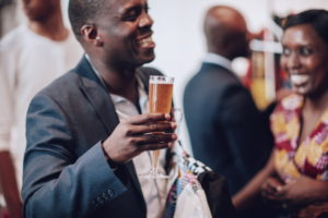 adiree-nyfw-africa-trunk-collective-concept-store-guests-sipping-wine