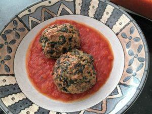 eggplant-spinach-balls