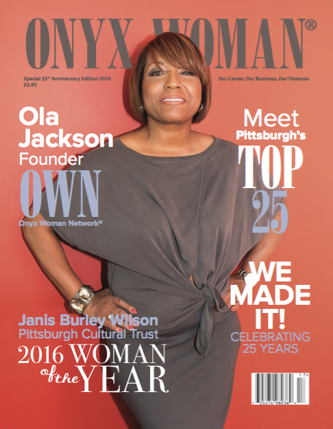 Onyx Woman Cover